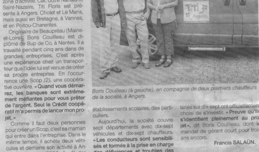 20070709 OUEST FRANCE