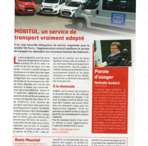 MOBITUL, un service de transport vraiment adapté