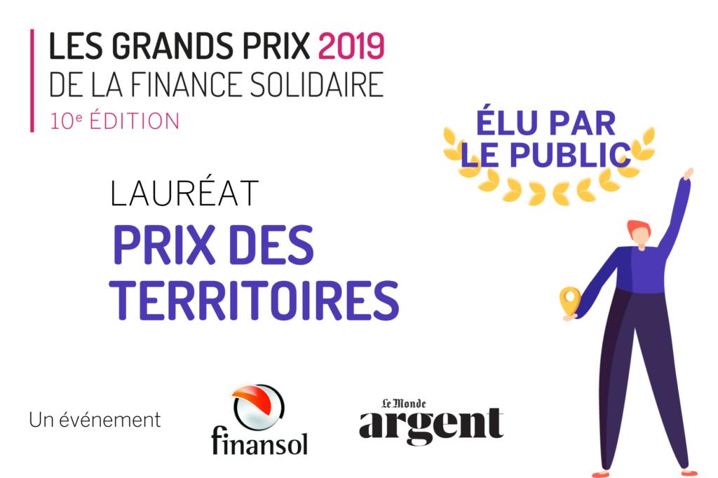 Grands Prix de la finance solidaire 2019