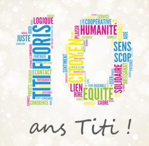 Souvenir d'une belle journée d'anniversaire Titi