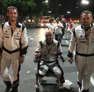 Les Titis au départ du Dakar…